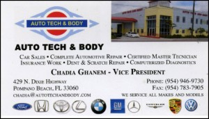autotech and body